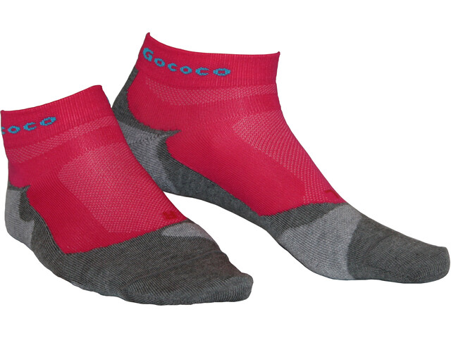 Gococo Light Sport Socks Cerise